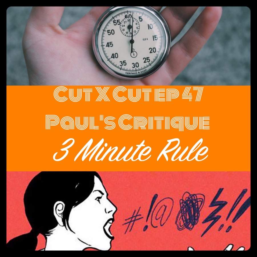 47. Paul's Critique - The Nuclear Option of Cussin'