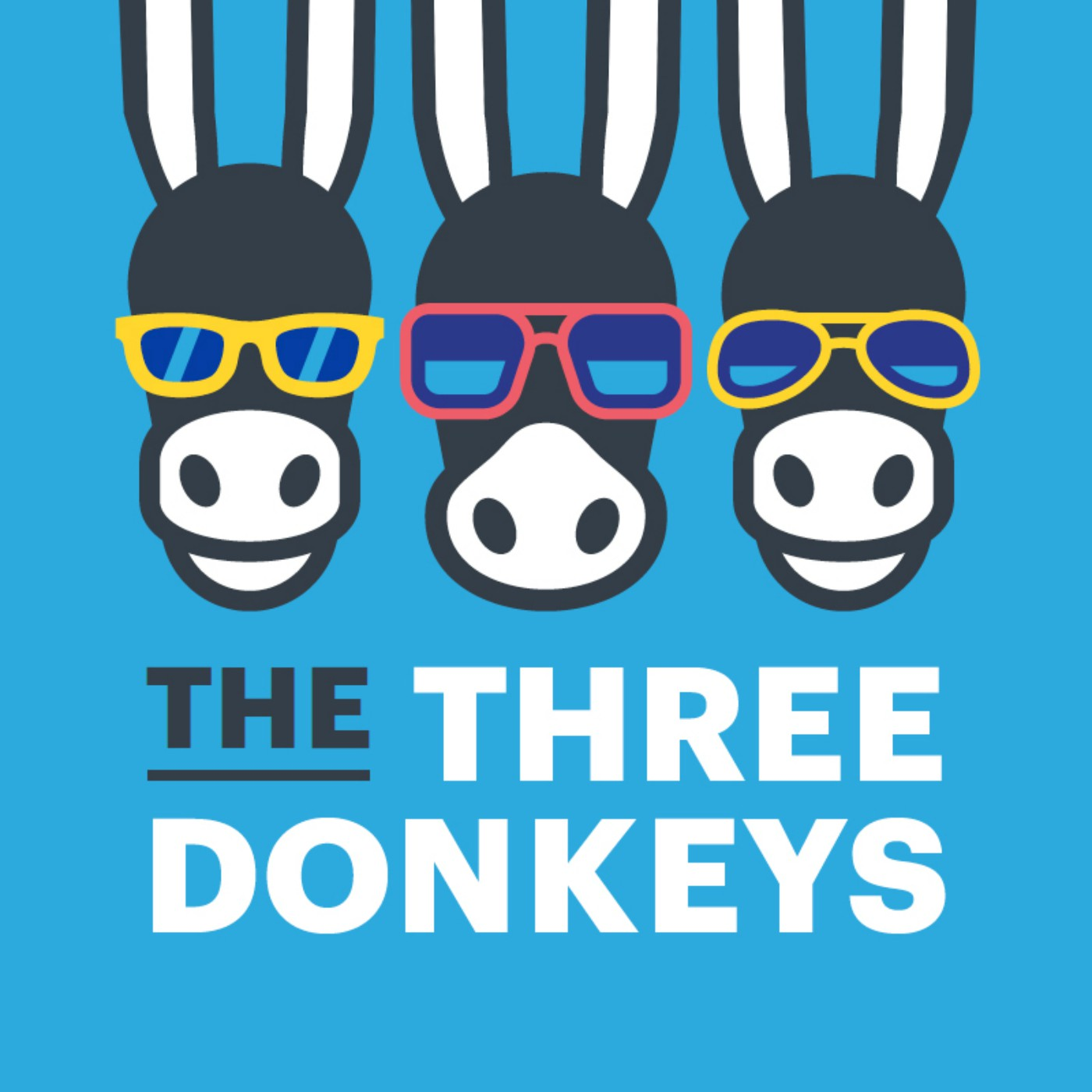 The Three Donkeys Podcast: NFL Week 4, Pandas & Elon Musk