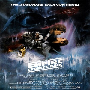 Episode 57 - Star Wars The Empire Strikes Back