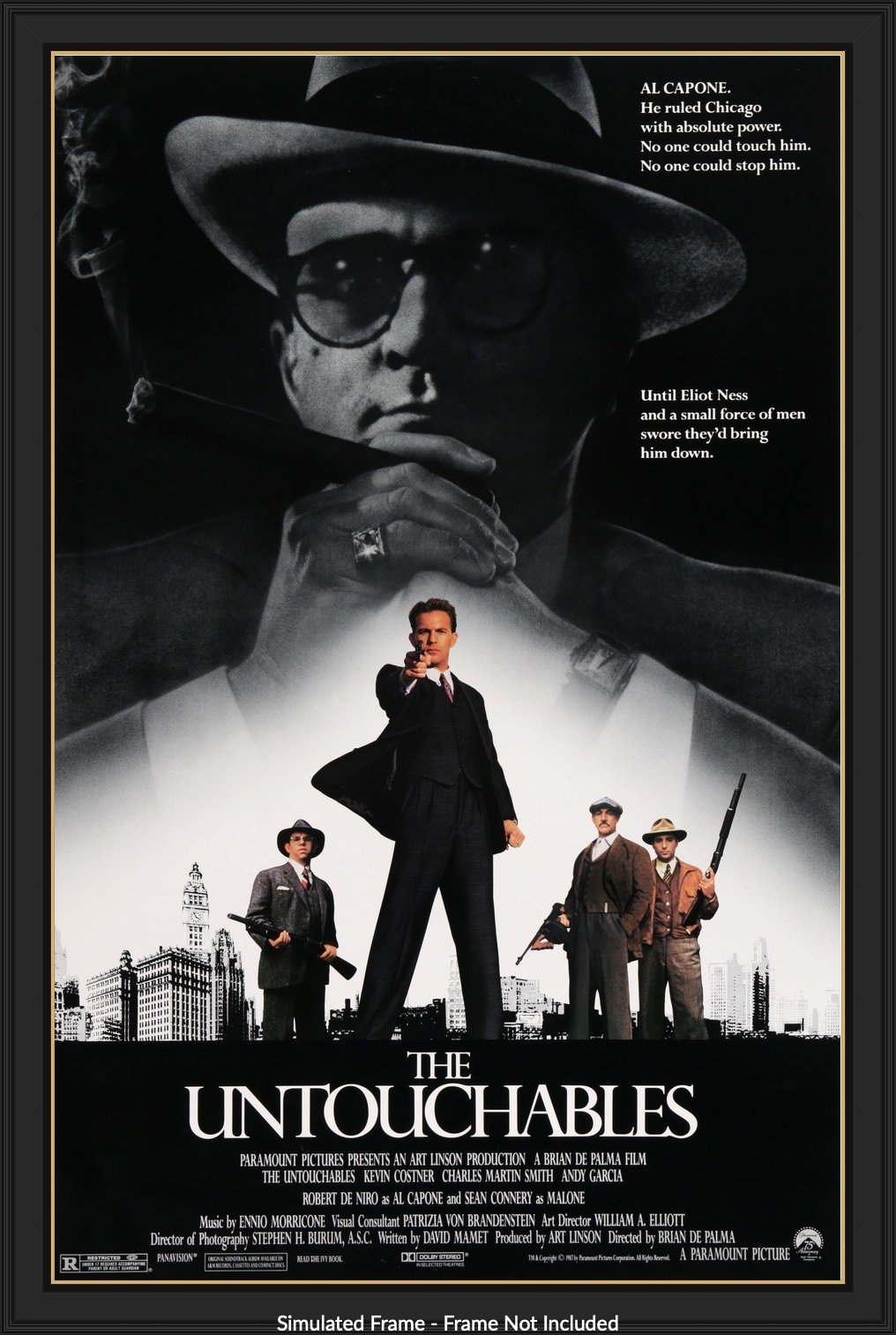 Essential Movies 106 - The Untouchables