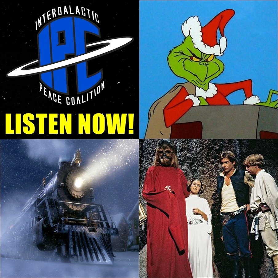 #216: 2018 Holiday Special - Part I The IPC Podcast LIVE