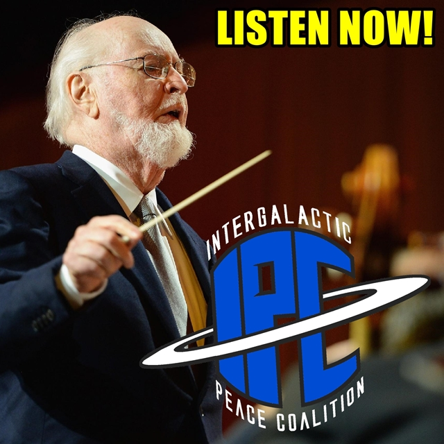 #207: OUR Top Five John Williams Tracks (feat. Sci-Fi Symphony) | The IPC Podcast LIVE