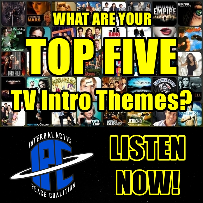 #223: Top Five TV Theme Songs | The IPC Podcast LIVE