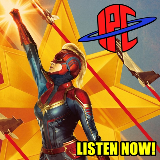 #230: Captain Marvel: The IPC Podcast LIVE