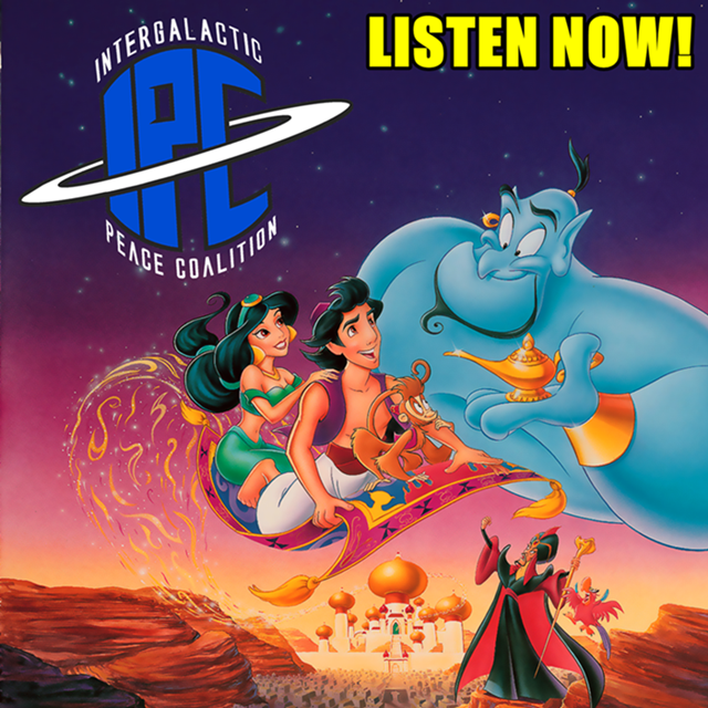 #240: Aladdin (1992) | The IPC Podcast LIVE