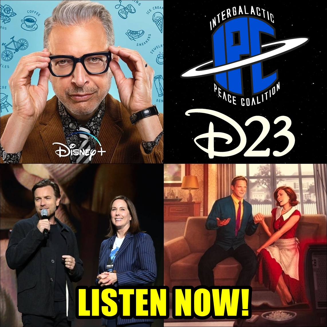 #253: D23 Expo 2019 Recap | The IPC Podcast LIVE