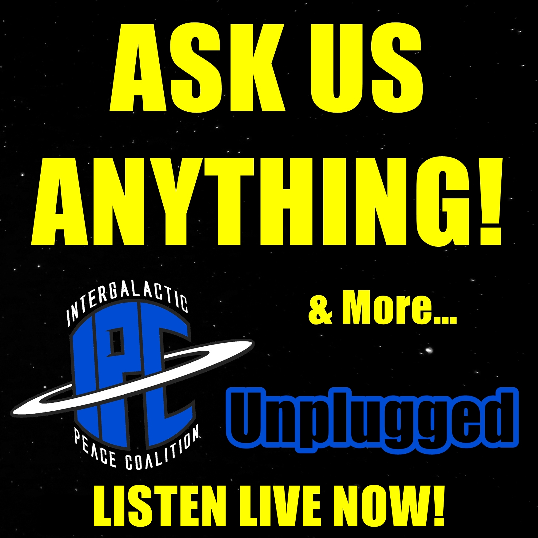#208: Unplugged: Questions, & Tangents, & Shakespeare, Oh My! | The IPC Podcast LIVE