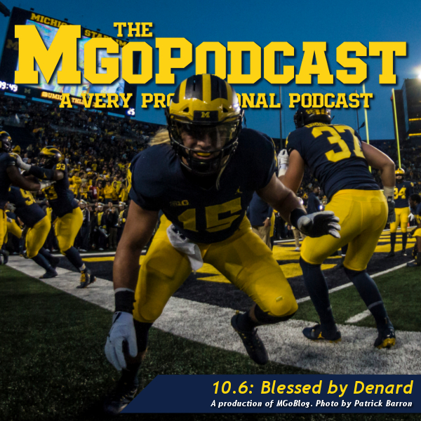3499db0fff5dd MGoPodcast 10.7  Blessed by Denard