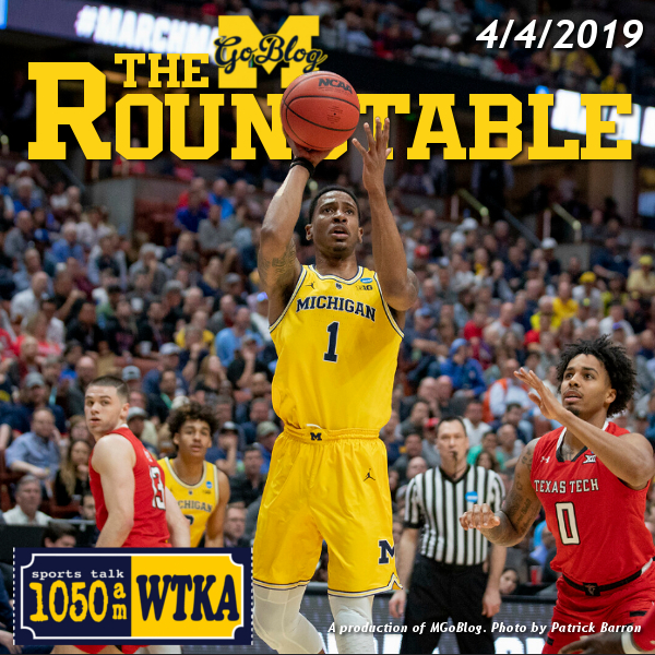 WTKA Roundtable 4/4/2019: Ask Me How I Know That