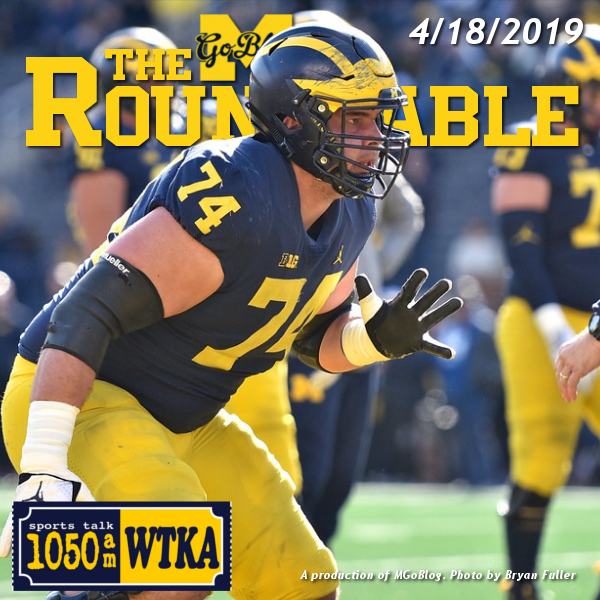 WTKA Roundtable 4/18/2019: It's Sinking In