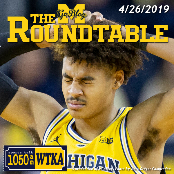 WTKA Roundtable 4/26/2019: Don't Eat Basketball Recruits