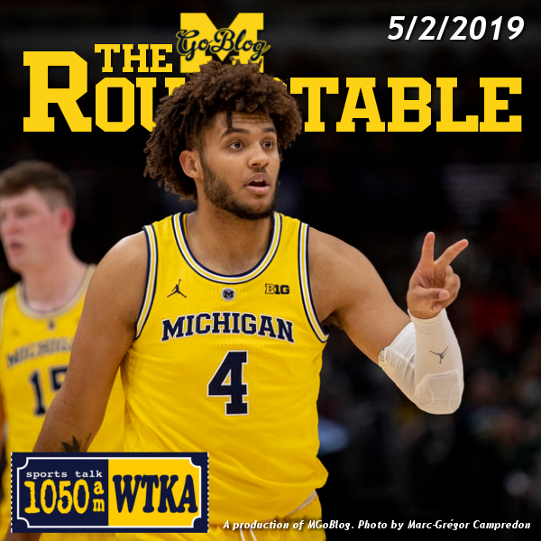 WTKA Roundtable 5/2/2019: We Didn't Want Him Anyway