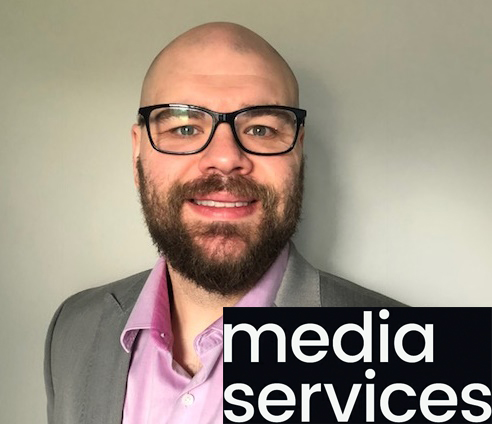 Ryan Broussard - Media Services