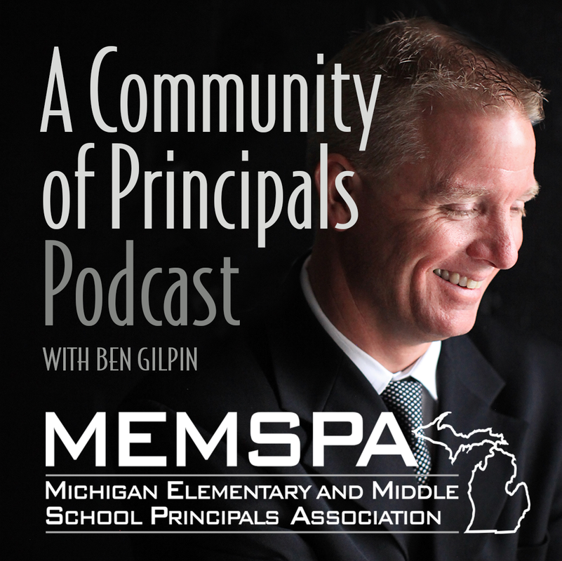 A Community of Principals Podcast - Allyson Apsey