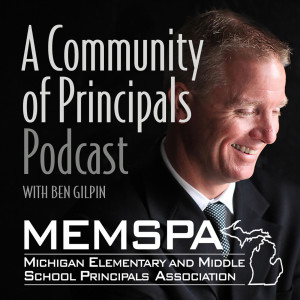 A Community of Principals Podcast - Rachel Card