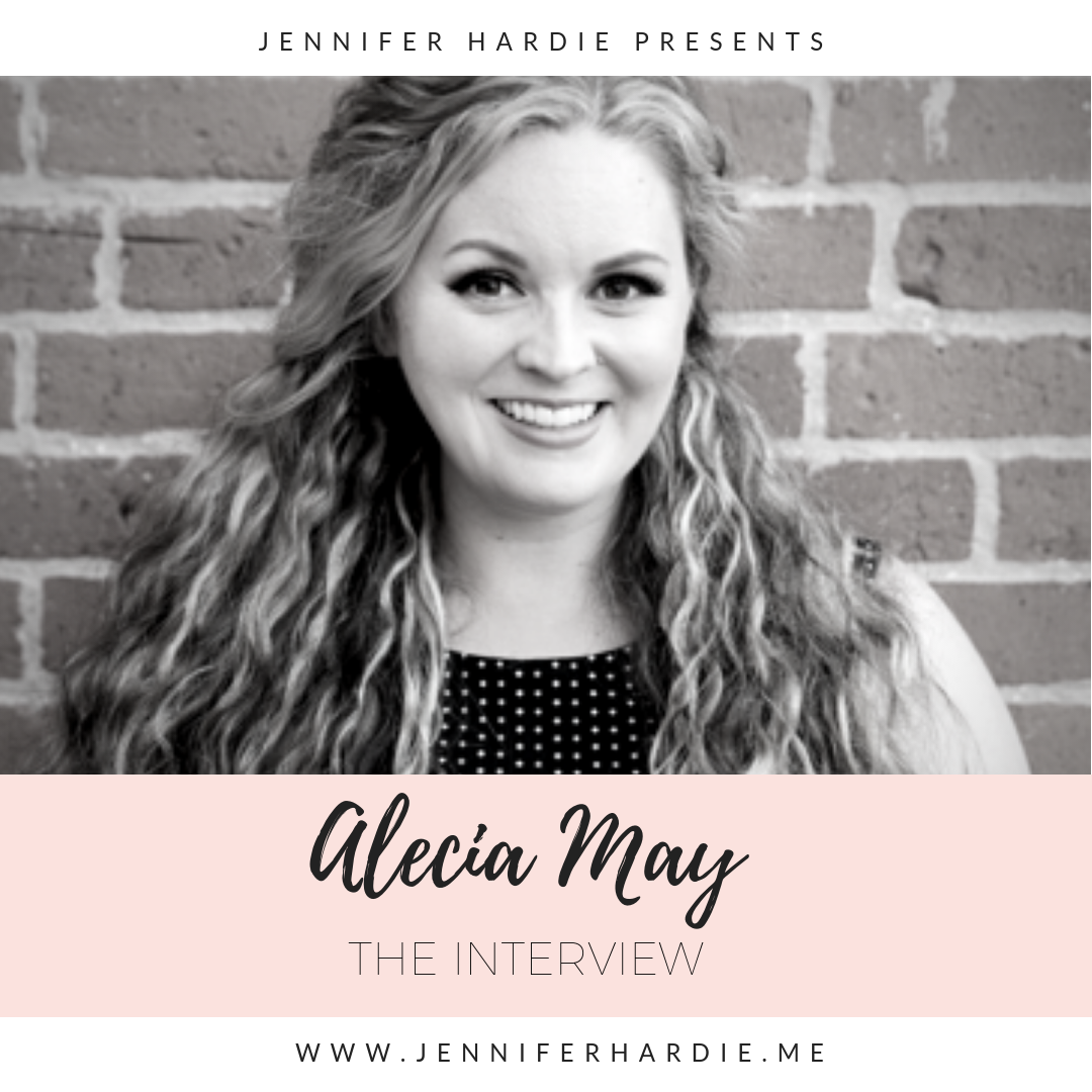Alecia May: The Interview