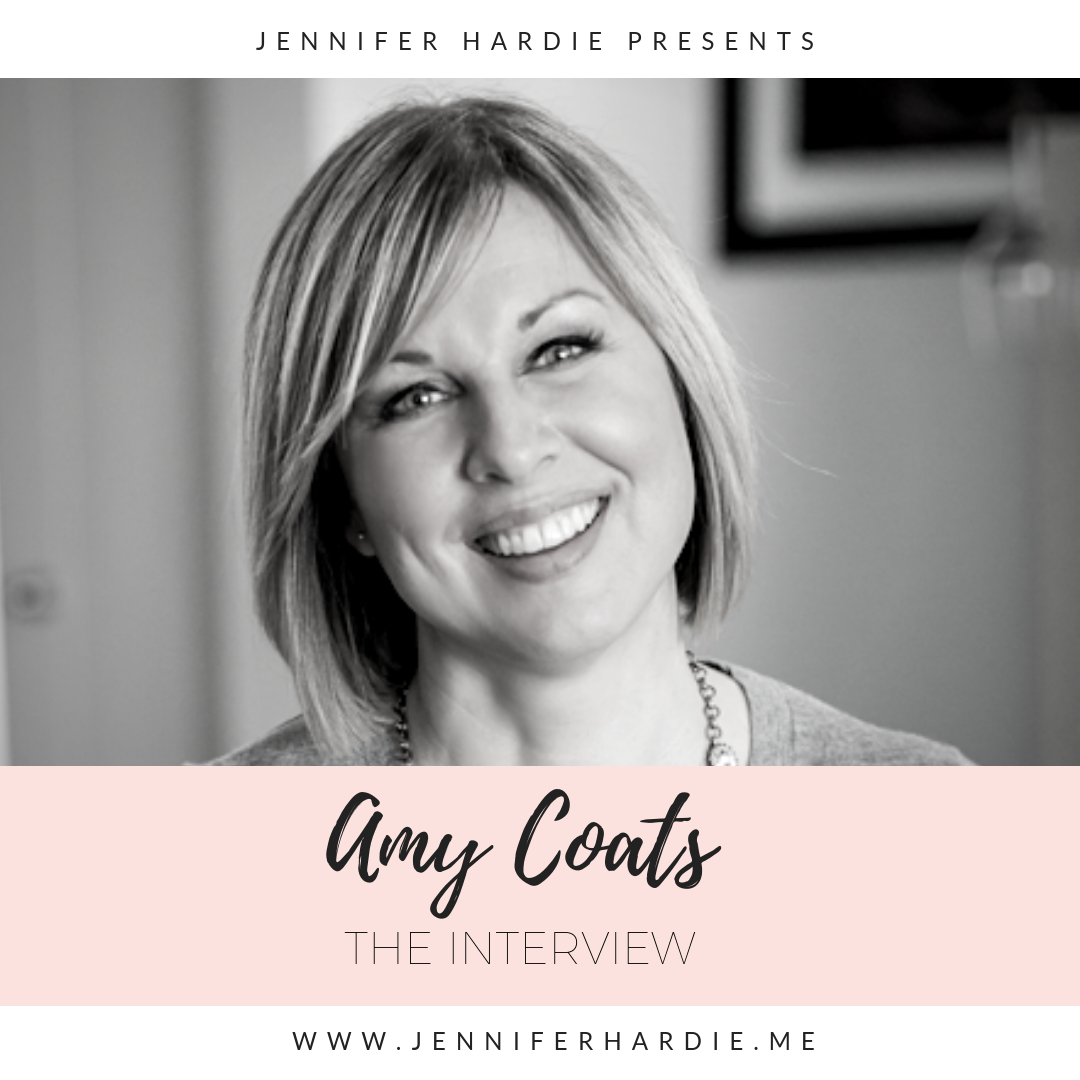 Amy Coats: The Interview