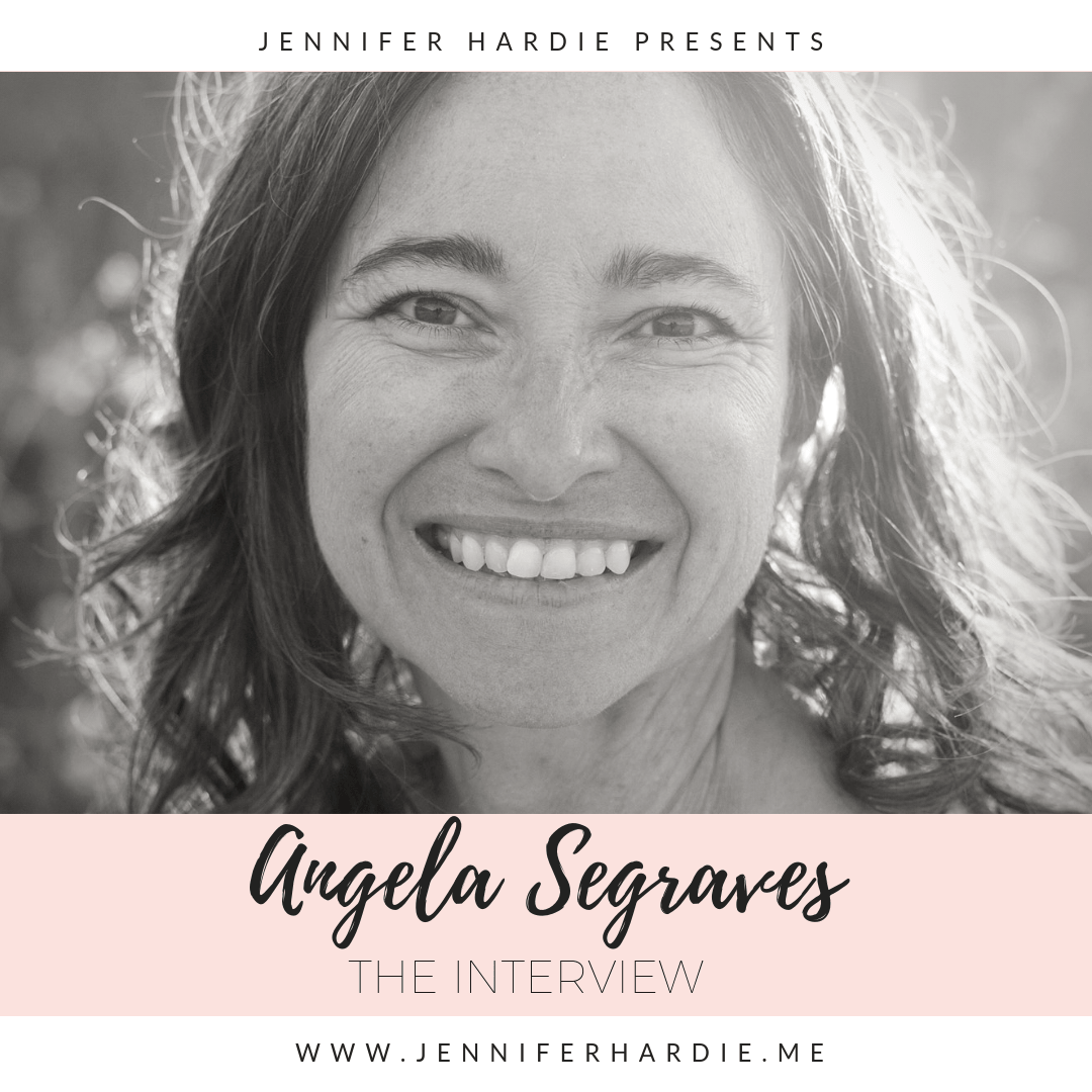 Angela Segraves: The Interview