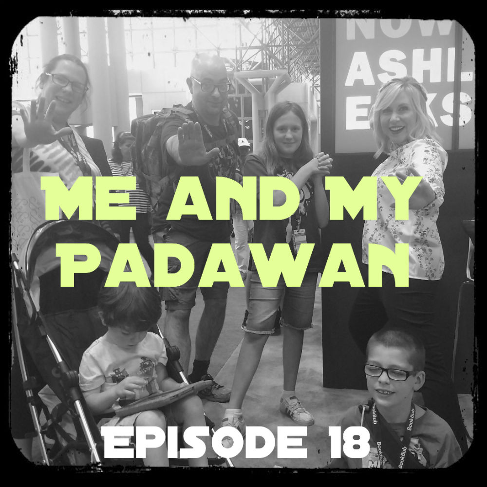 Episode 18 - Top 5 Star Wars Characters (with the Power Cousins!), Fan Negativity, and Captain Underpants!