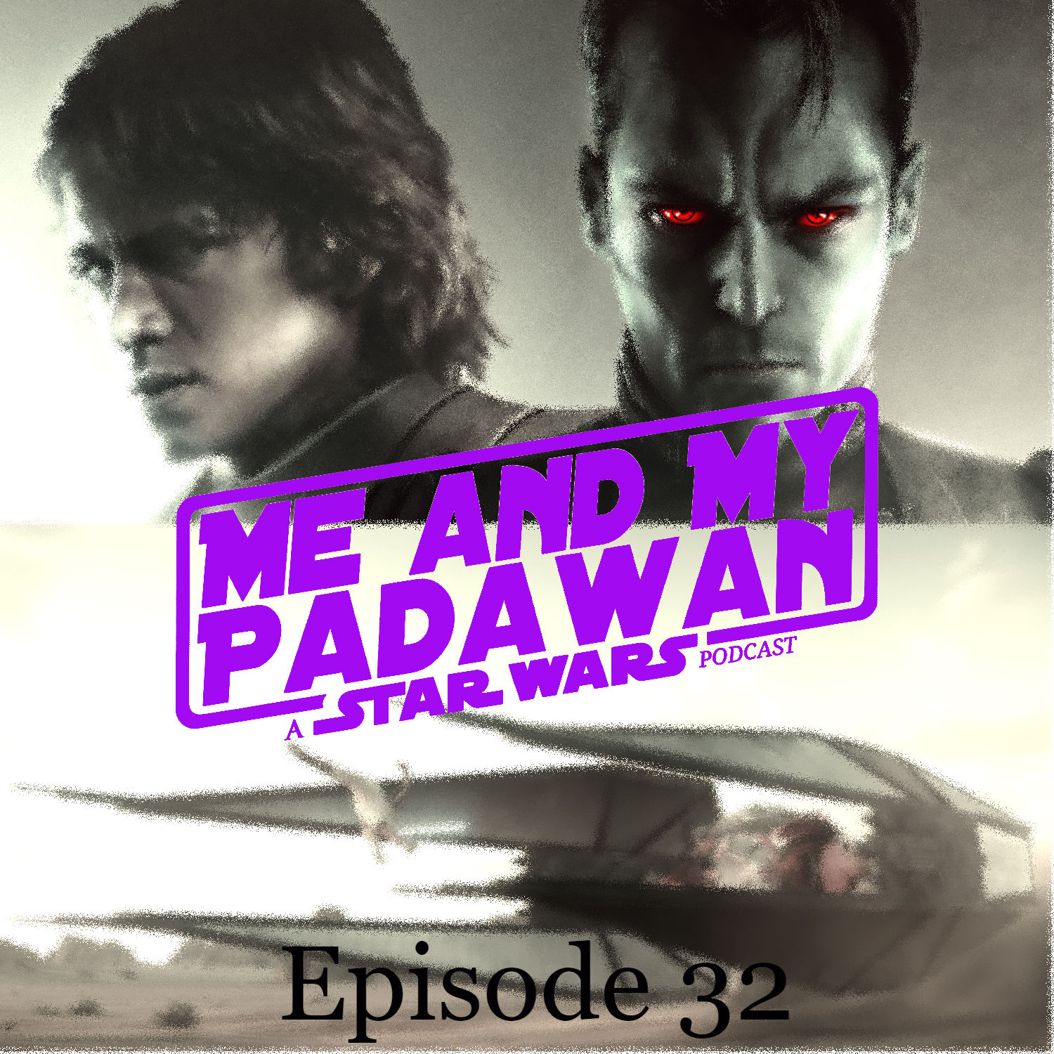 Episode 32 - Star Wars: The Rise of Skywalker Trailer Discussion and Theories