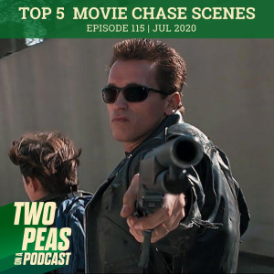 Top 5 Movie Chases - 115