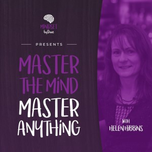 Ep 106 - Helen Hibbins and Dave discuss whether women and men are treated differently when opening up about their mental health.