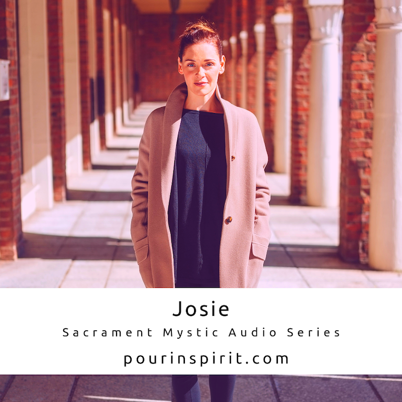 🧥Josie: The Sacrament Mystic Spiritual Suspense by Elizabeth Shauby Fiction Series. Chapter One.