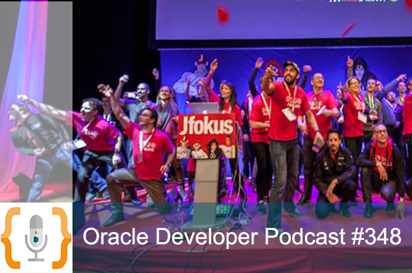 Jfokus Panel: Building a New World Out of Bits