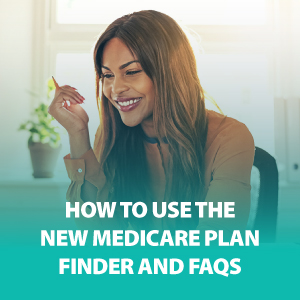 How to Use the New Medicare Plan Finder | ASG168
