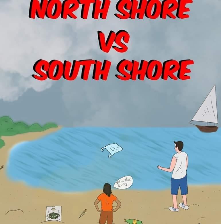 North Shore vs South Shore