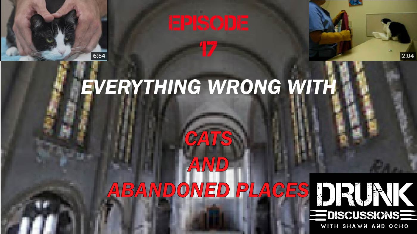 Everything Wrong With: Cats and Abandoned Places