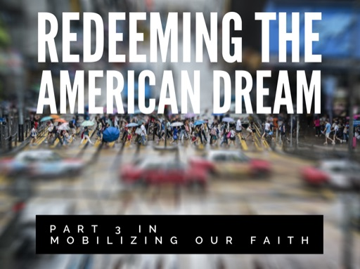 Redeeming the American Dream (Weatherford)