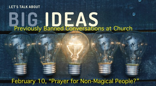 Prayer for Non-Magical People