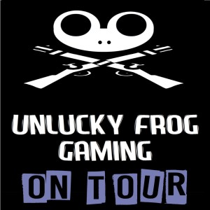 Episode 98: Unlucky Frog On Tour - Glasgow Games Festival 2019