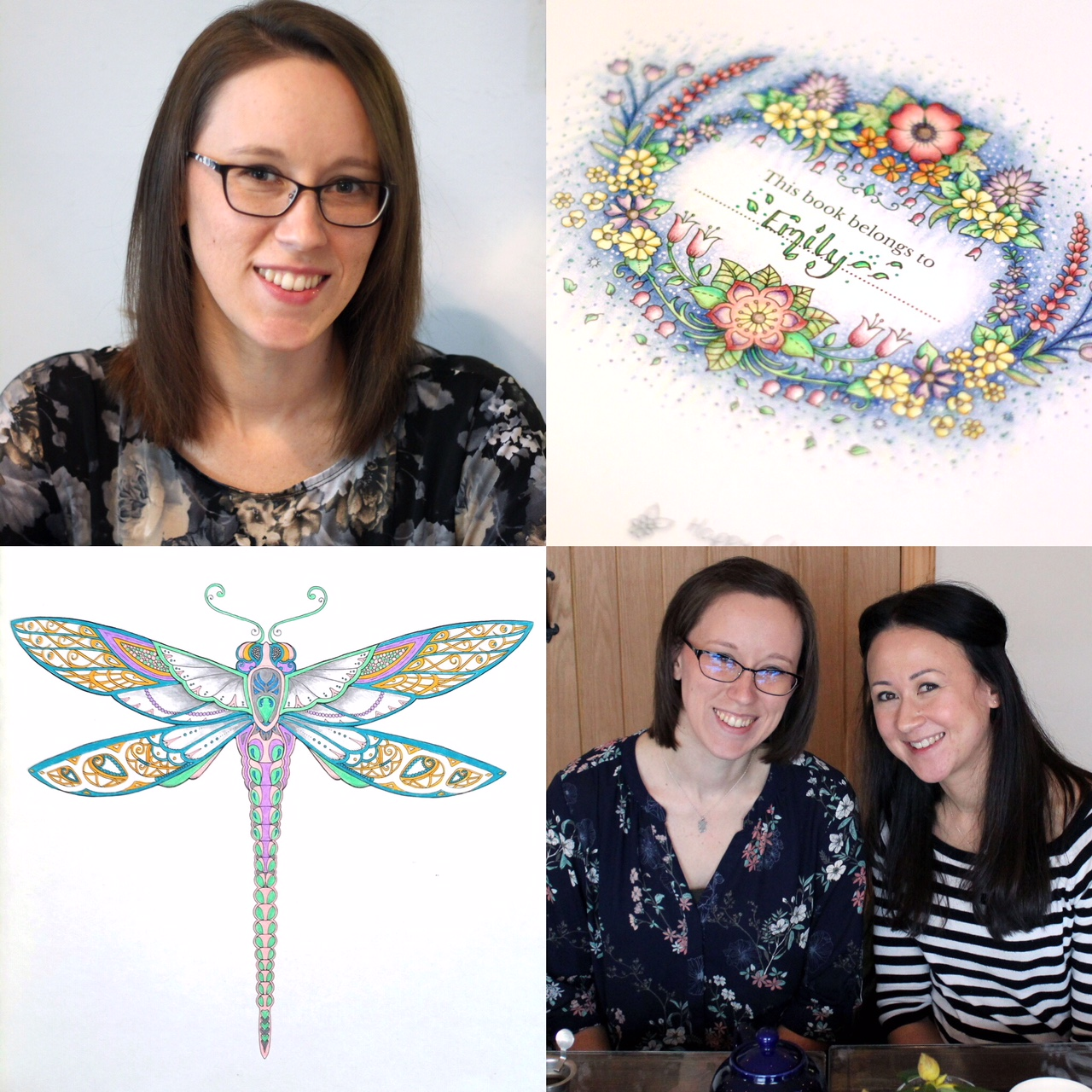 #29. Fineliners, Johanna Basford and the rule of three, with @emilyillustrator