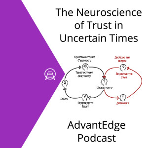 The Neuroscience of Trust in Uncertain Times