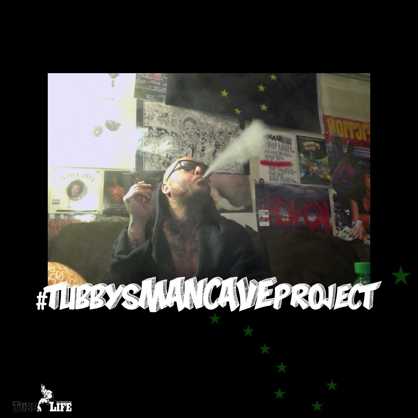 #TubbysManCaveProject Episode 22