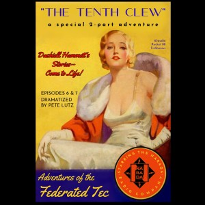 The 10th Clew pt1: Adventures of the Federated Tec