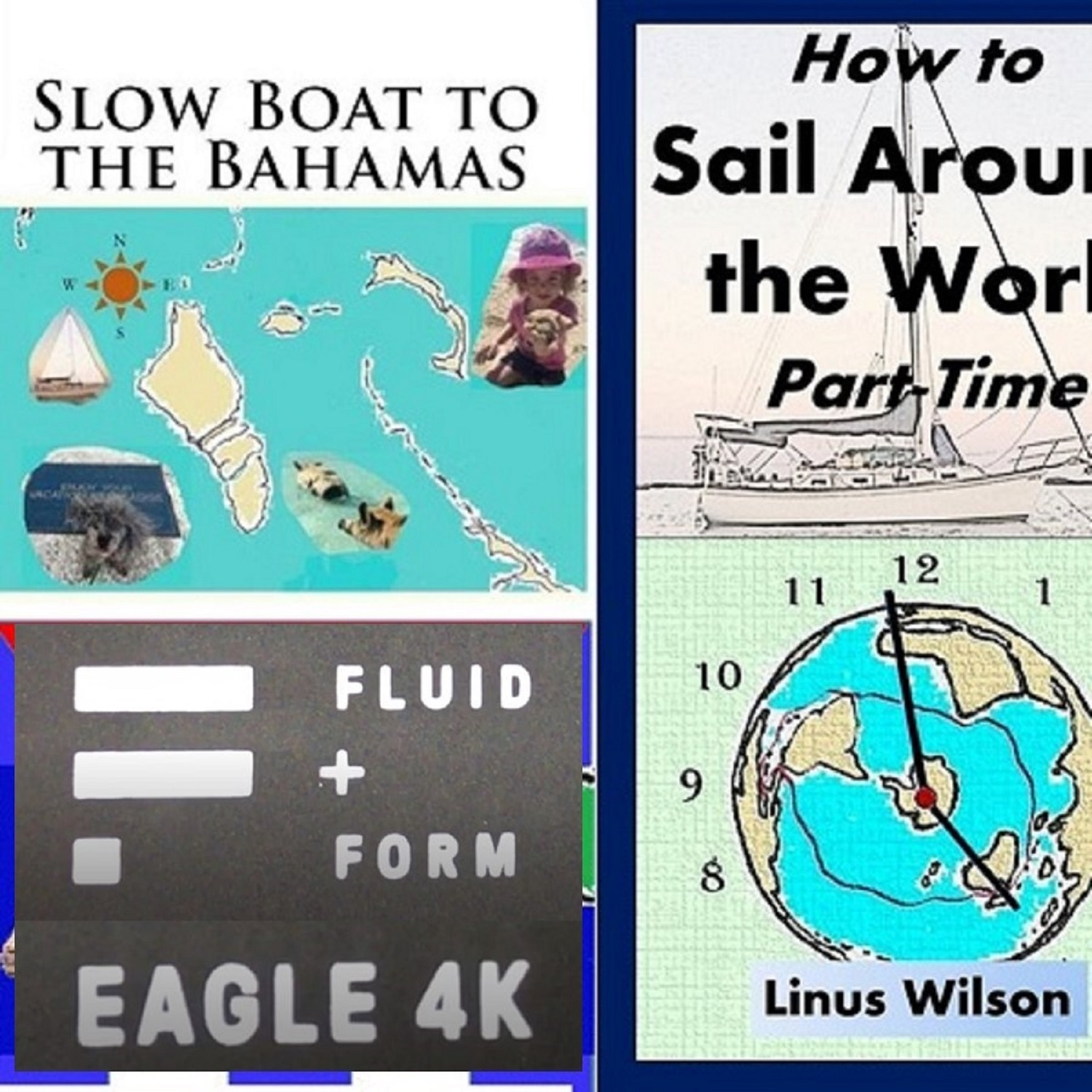 Ep. 41: HOAX? Sailboat Rescue Story Has Many Problems Hosted by Linus Wilson