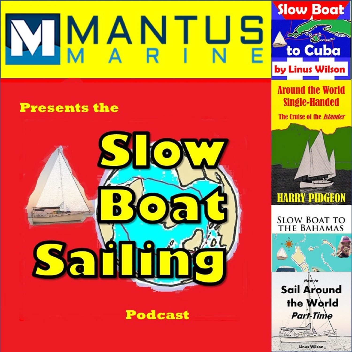 Ep. 51: Sunk by Hurricane Irma and Stranded by Maria, Sailing Mischeif's Ariana Czaia Interviewed by Linus Wilson