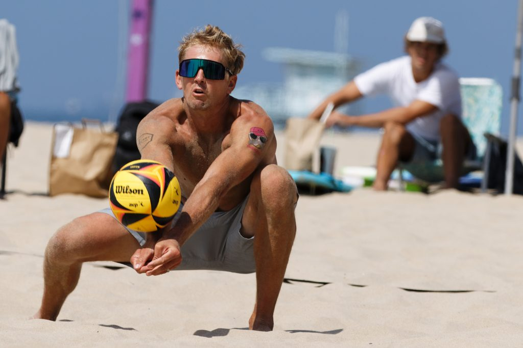 Avery Drost: Becoming beach volleyball's ultimate utility man