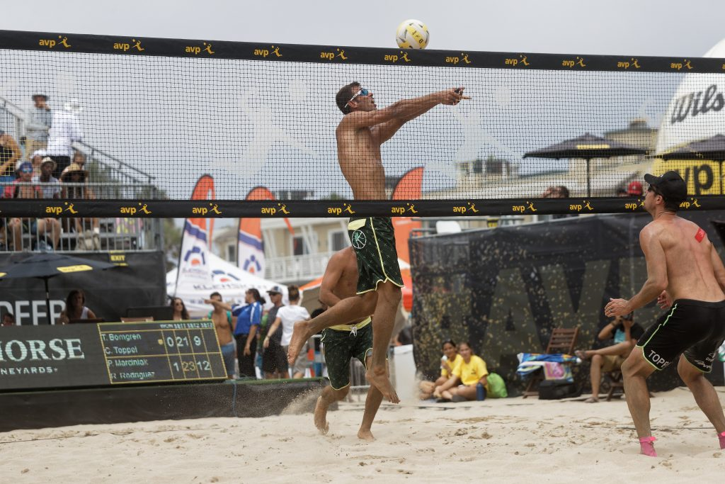 Piotr Marcinak, Rafu Rodriguez look to rediscover 2017 magic in AVP Champions Cup