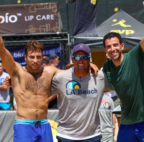 From garbage to a coaching the best: How LT Treumann established a beach volleyball empire