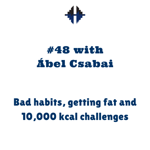 CoronaCast ep. 4 – Bad habits, 10.000 kcal challenges and getting fat during the lockdown