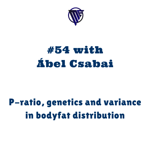 Bodyfat distribution, and the importance of genetics