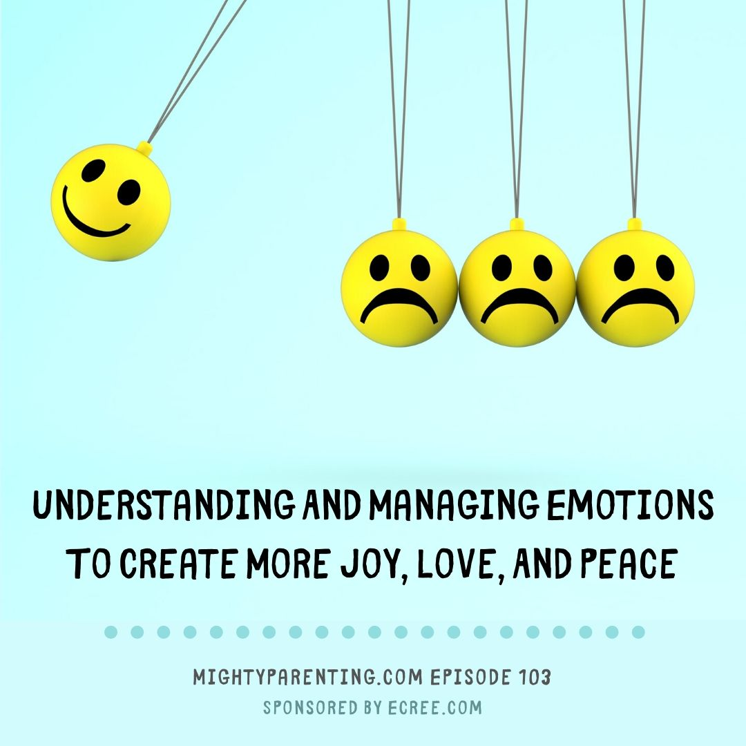 Understanding And Managing Emotions To Create More Joy, Love, And Peace   Jude Bijou   Episode 103
