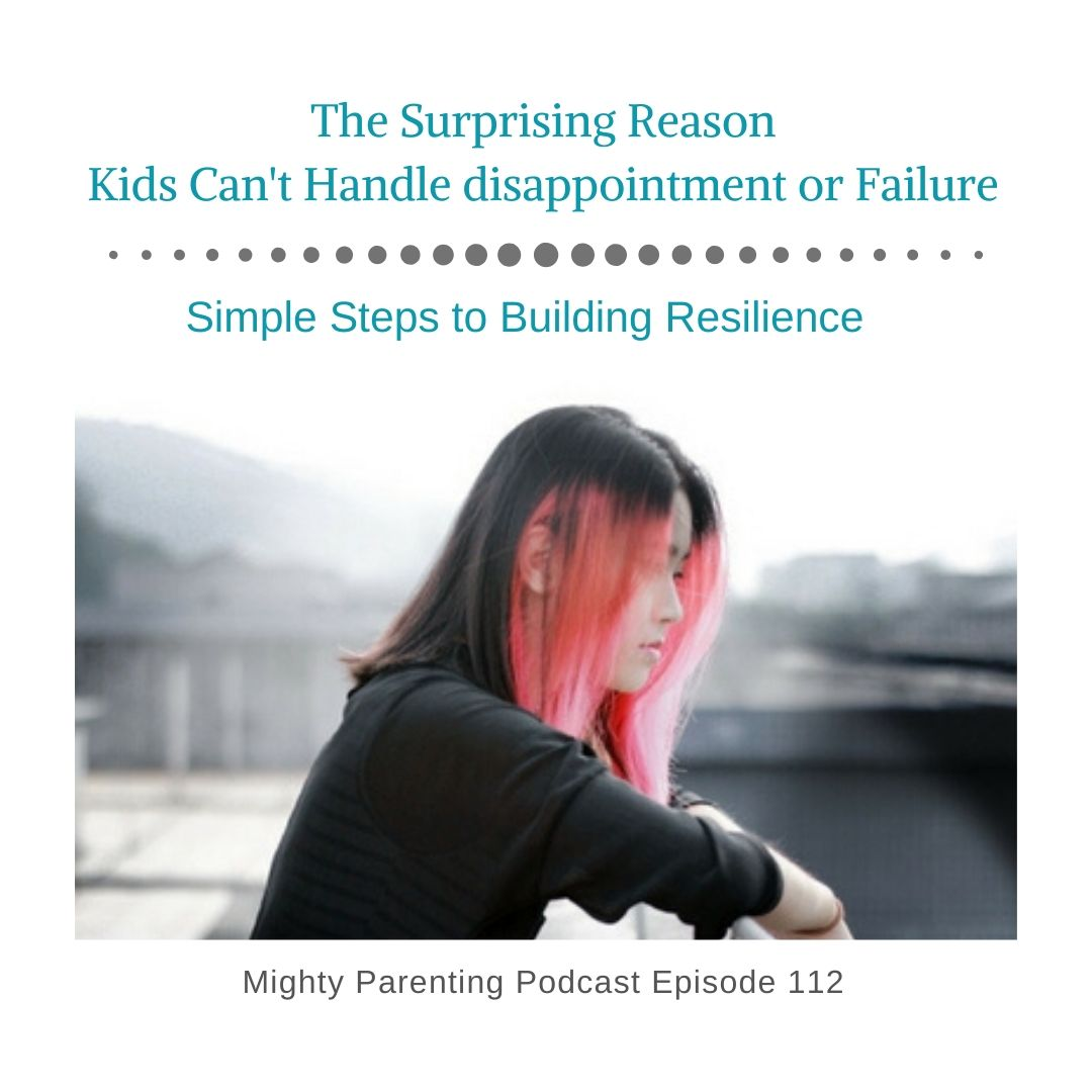 The Surprising Reason Kids Can't Handle Disappointment or Failure   Dr. G   Episode 112