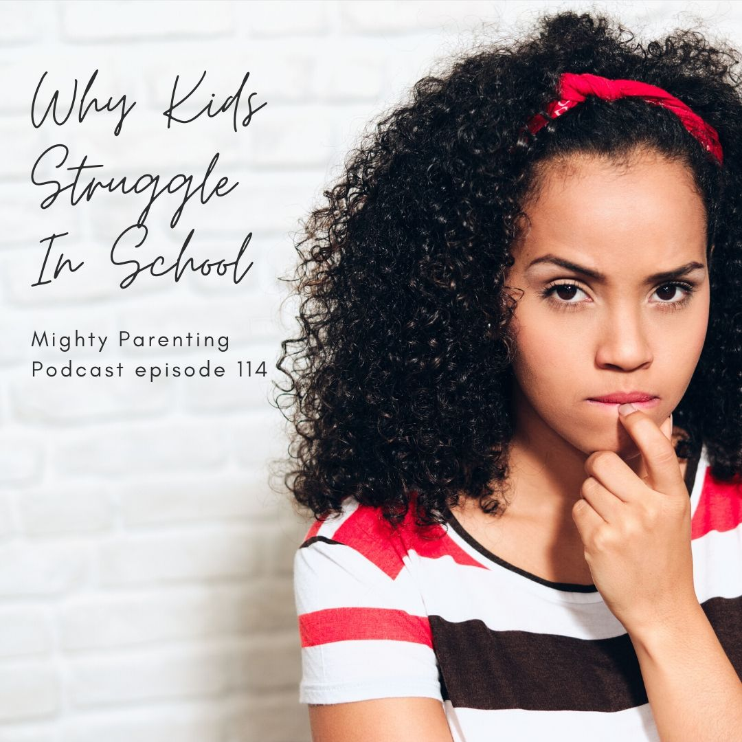 Why Kids Struggle In School   Rachael Gallows   Episode 114