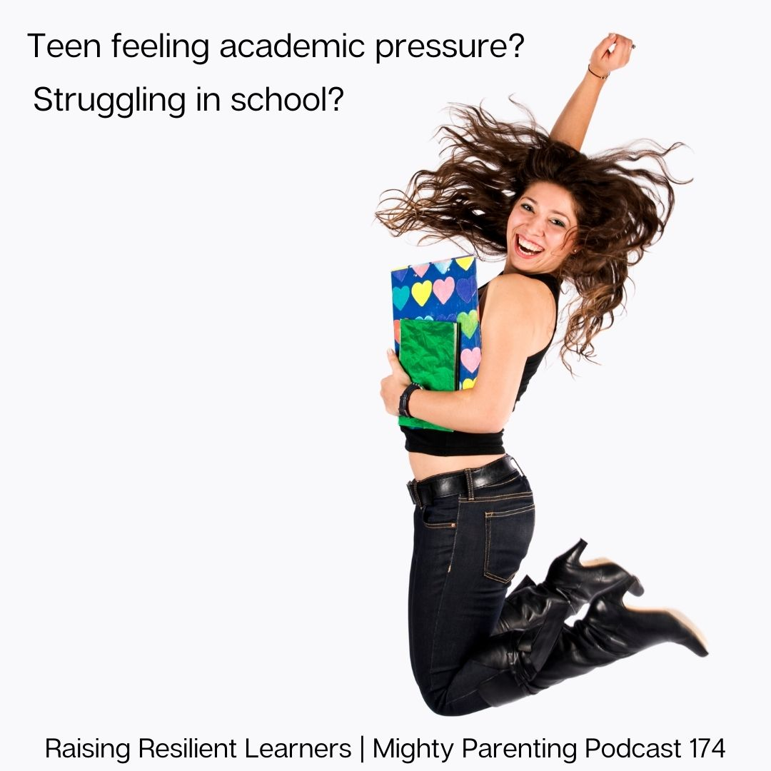 Raising Resilient Learners | Adina Glickman | Episode 174