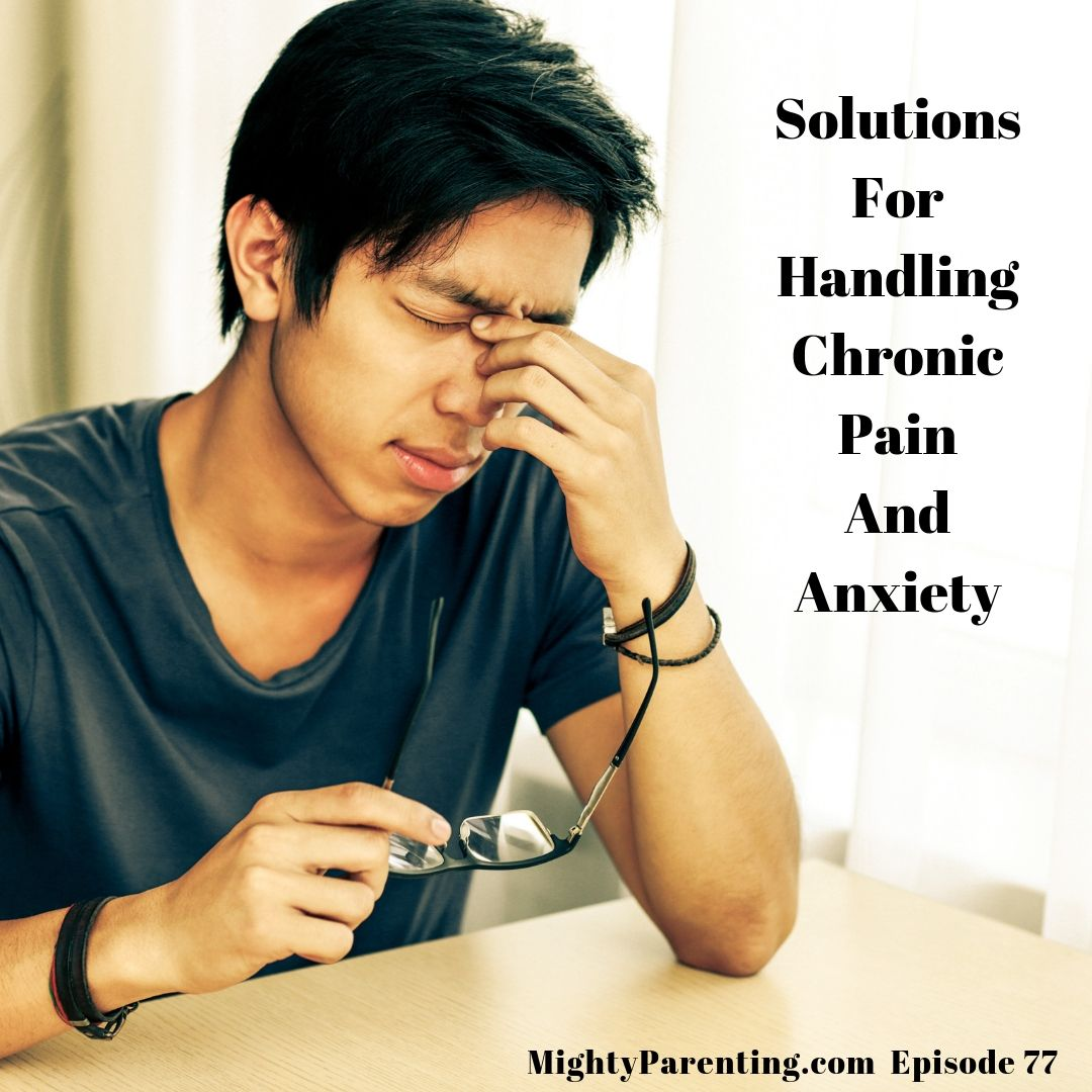 Solutions For Handling Chronic Pain And Anxiety   Dr. David Hanscom   Episode 77
